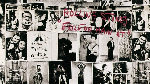 """""""Exile on Main Street"""" by the Rolling Stones"""