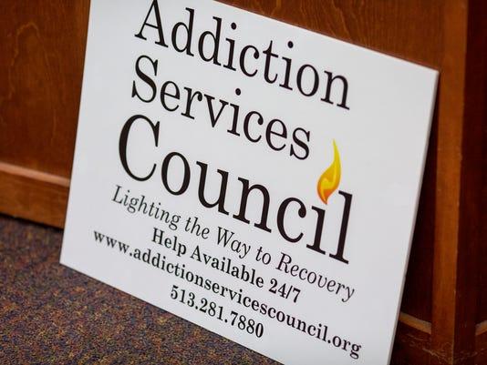 February 27, 2017: Heroin, Hamilton County Heroin Coalition, Tom Synan, Lakshmi Sammarco, Coroner, deaths, over doses, Liz Dufour