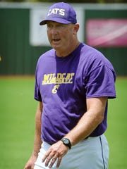 Godley coach Pat Maxwell, who led Archer City to the 2007 state baseball title, is coming back to Petrolia next year.