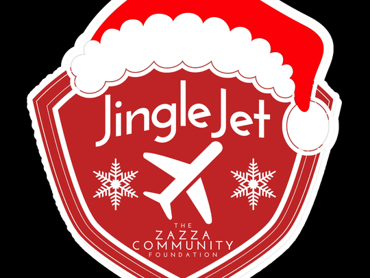 Jingle Jet takes families for a ride to the North Pole. It's a volunteer event that gives needy families a holiday they'll never forget. Tony Zazza of the 107.1 WA1A morning show brought Jingle Jet to the Space Coast after his foundation had hosted it in Dallas.