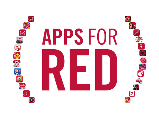 Apps for (RED)