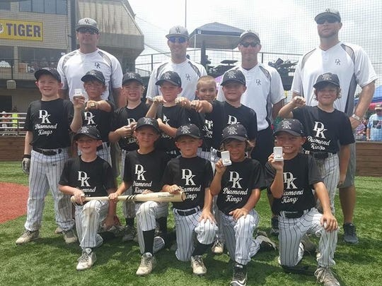 The Cenla Diamond Kings' 7U and 8U teams will participate in the USSSA World Series June 30-July 4 in Sulphur.