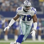 Greg Hardy is expected to have a big impact on the Cowboys defense.