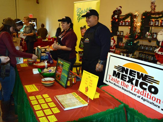 The fourth annual HomeGrown: A New Mexico Food Show & Gift Market takes place Saturday, Nov. 18 and Sunday, Nov. 19 at the New Mexico Farm & Ranch Heritage Museum.