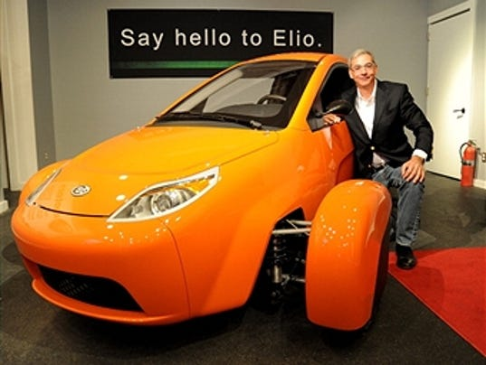 Paul Elio Out To Re Invent The Car