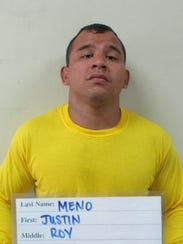 Justin Roy Meno