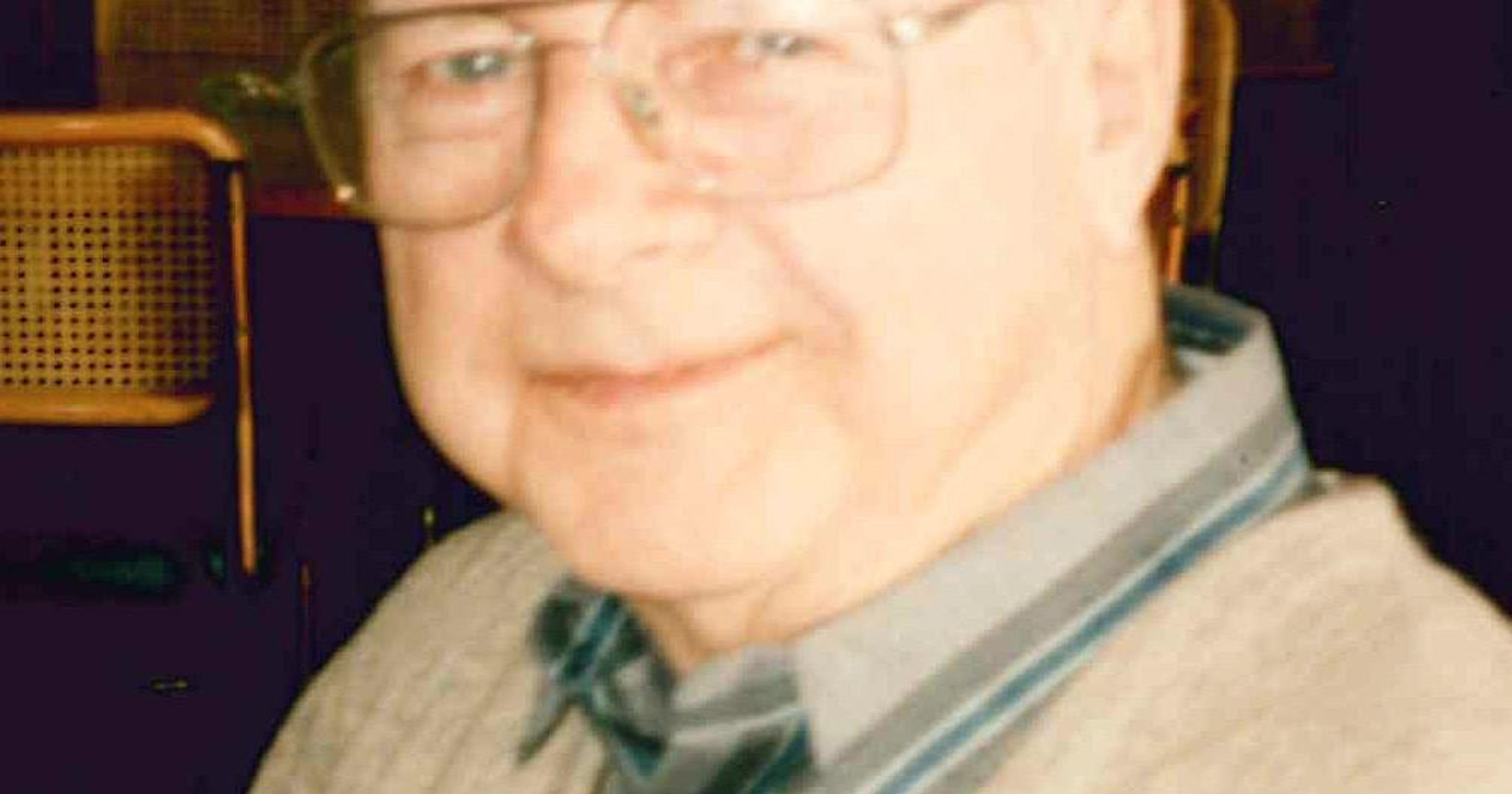 Kenneth W Husted 95 Of Newton