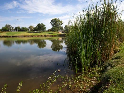 Schrader's Pond