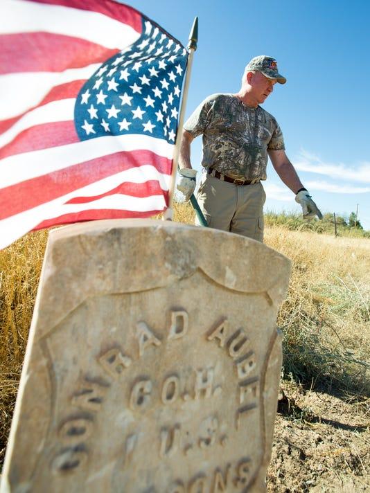 111817 -2- Historic Cemetery