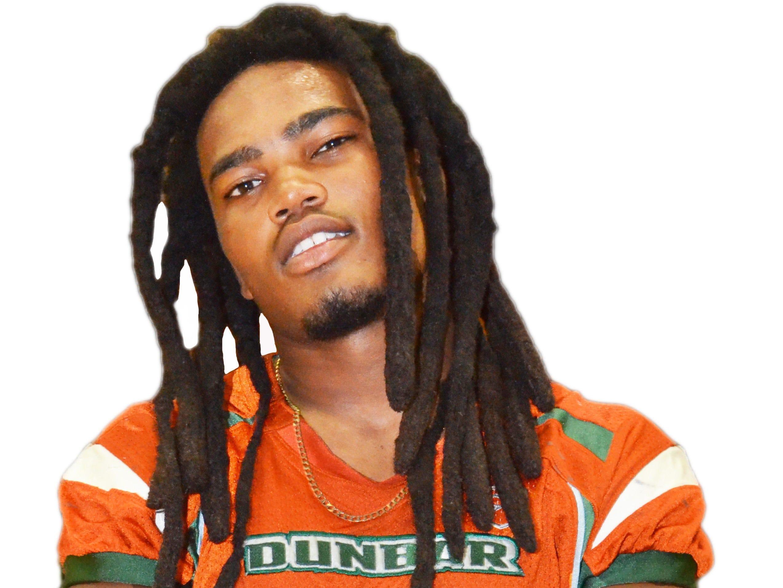 Jailyn Mays, Dunbar senior