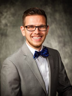 Cottontown resident and Dayspring Academy teacher Jesse Brewer is one of 53 in the country to receive a James Madison Fellowship.