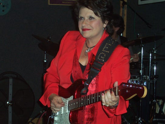 E.G. Kight returns with Her Blue South Band for a show