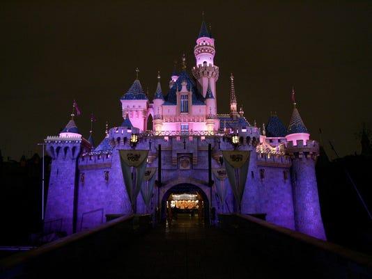 Disneyland 50th Anniversary Celebration