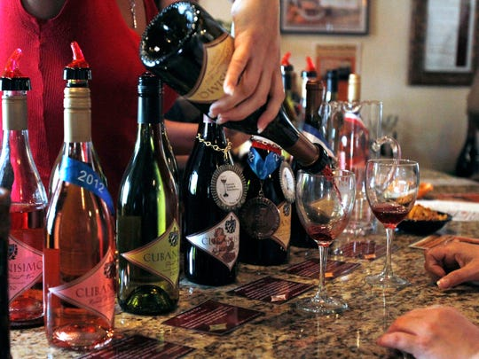 Cubanisimo Vineyards is hosting a weekend-long Memorial Day event, May 26-28.