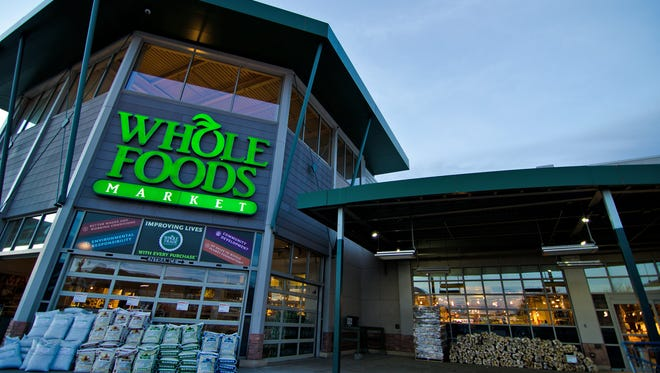 Whole Foods Market operates 433 stores and employs 91,000 people.