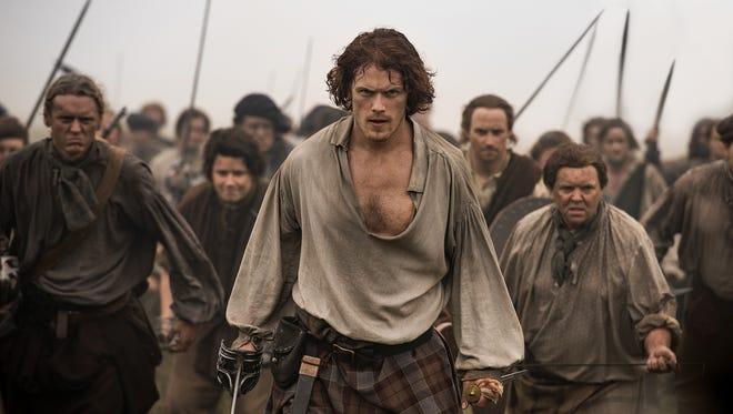 Outlander Heartthrob Sam Heughan Is On The Brink Movie Stardom