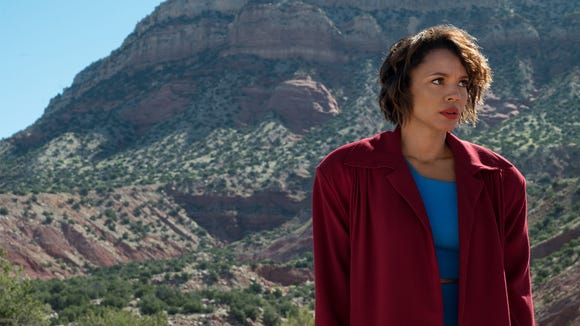 Carmen Ejogo portrays Bria in 'The Girlfriend Experience.'