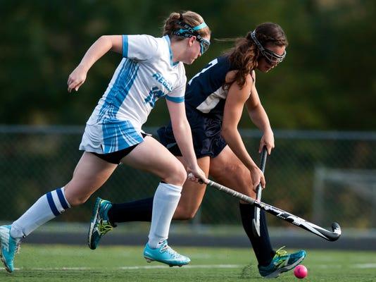 Essex vs. South Burlington Field Hockey 09/30/14