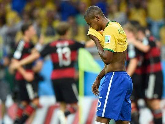 Brazil entered the 2014 World Cup as favorites, and
