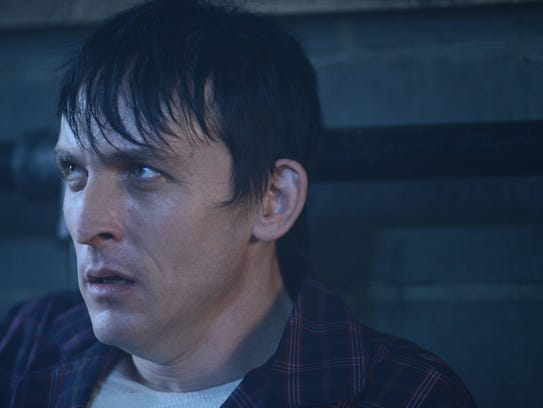 Robin Lord Taylor in 'Gotham,' down about 30% in the