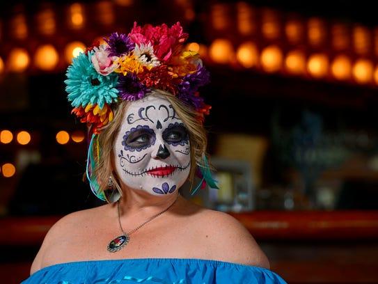 Anna Jones, Krewe De Los Muertos.