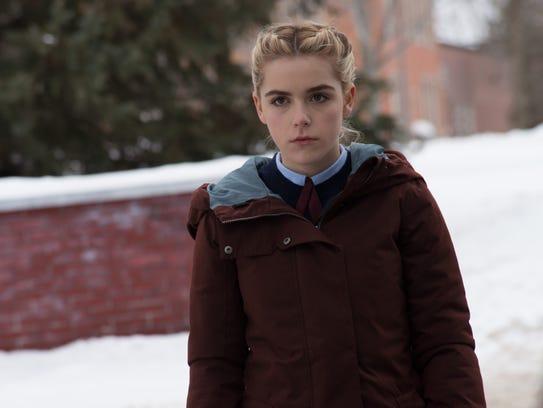 Kat (Kiernan Shipka) loses her mind — and gains a demon