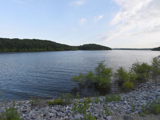 Wanaque reservoir
