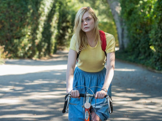 Elle Fanning plays an experienced teen in '20th Century