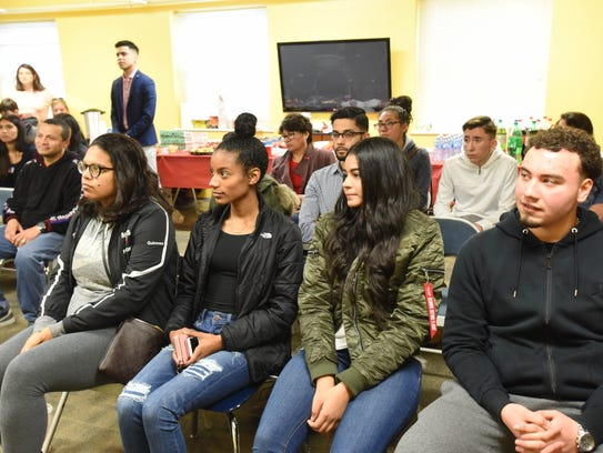 immigrant youth gather to share their stories, discuss
