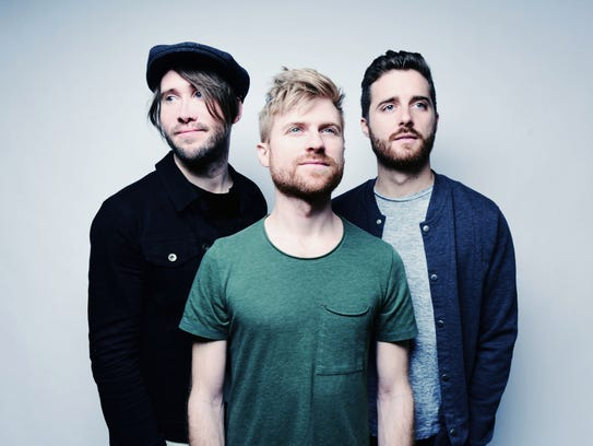 Washington D.C. power-pop trio Jukebox the Ghost