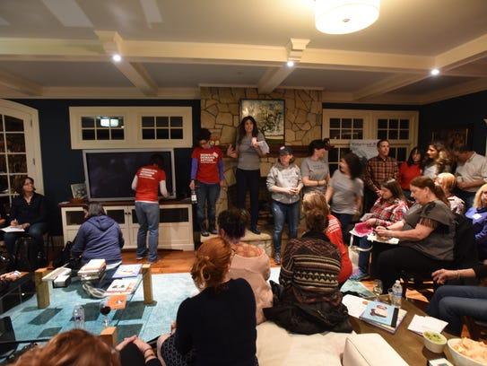 Ridgewood JOLT, Mom's Demand Action, Ramsey Pins and