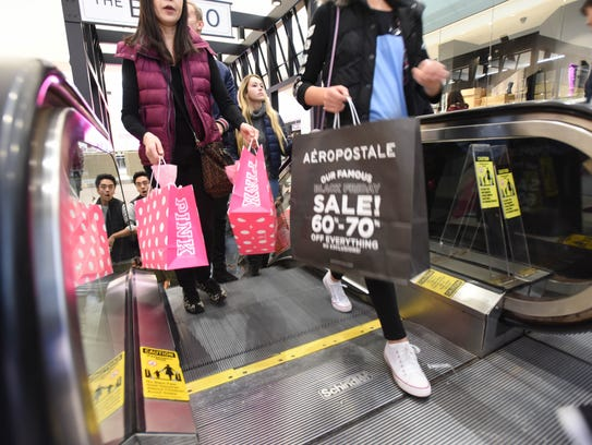 Black Friday In North Jersey Busy But Not Crazy