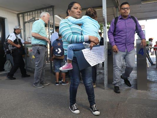 """President Trump's """"Zero Tolerance"""" Mexico Border Policy Stirs Controversy And Confusion"""