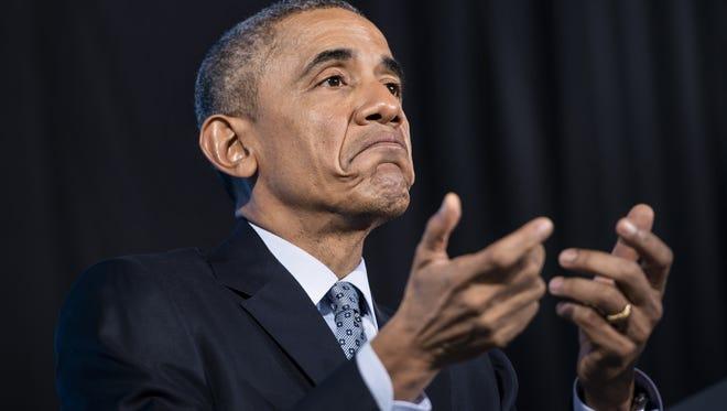 President Obama has 34-0 Kentucky winning it all in his NCAA Tournament bracket.