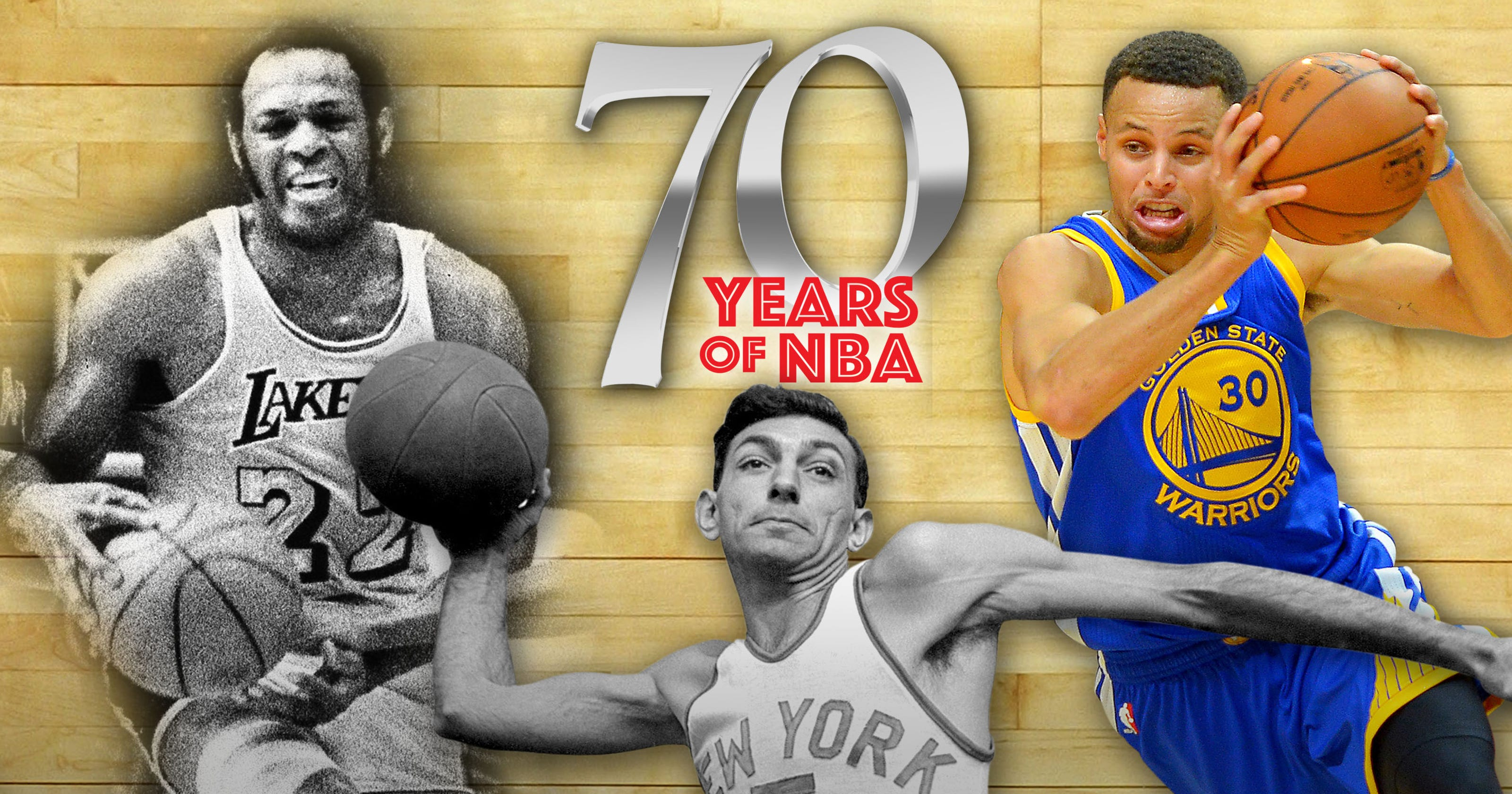 ca2654cef NBA s 70 for 70  Facts from December throughout league history