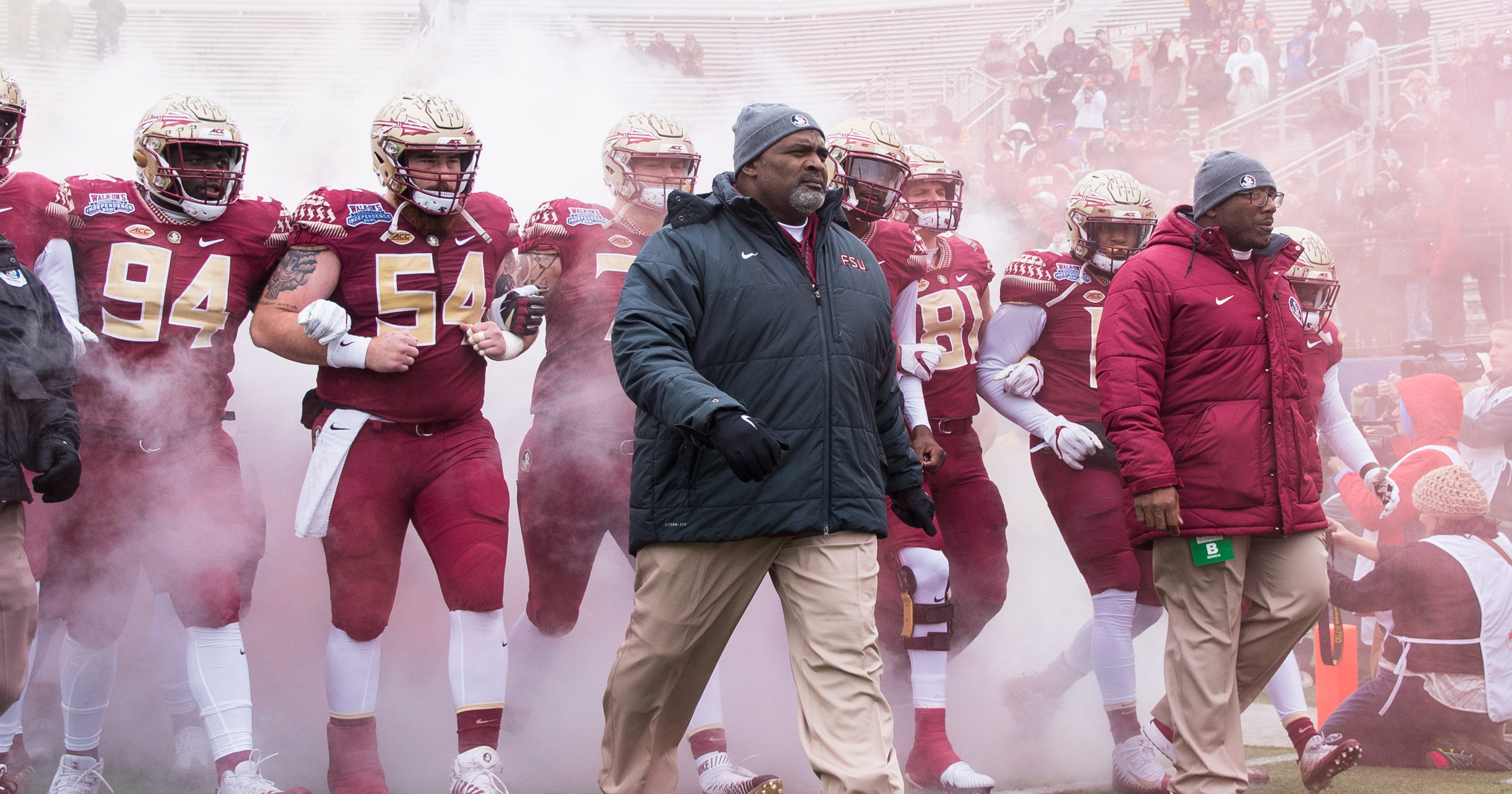 Florida State to honor Odell Haggins and Peter Warrick 612eb9024