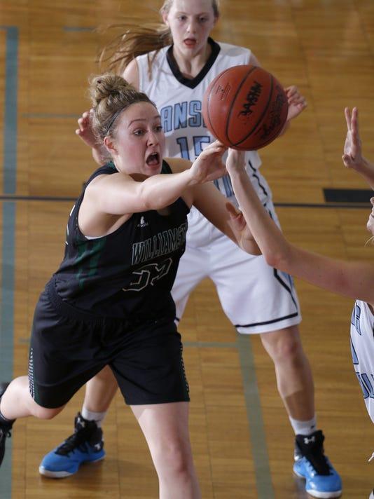 Williamston at Lansing Catholic Basketball