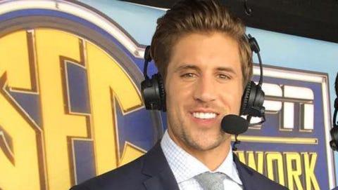 Former Vanderbilt quarterback Jordan Rodgers will join local sports talk call-in radio show host Jason Fitz on a new ESPN radio show this winter.