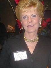 Cheryl Carter is the executive director of Leadership Montgomery.