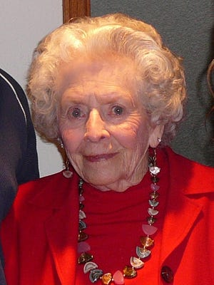 Lucille Vessey-Wilkinson, 99, of Ft. Collins died at her home on Tuesday, Feb. 10, 2015.