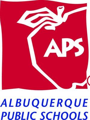 Albuquerque Public Schools logo.
