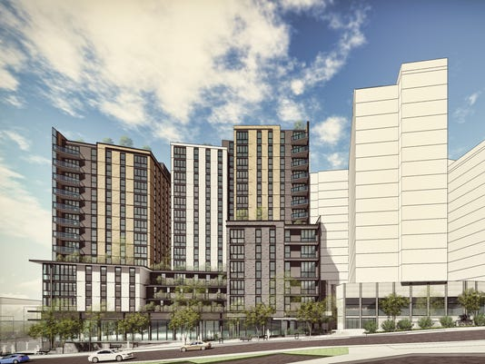 Bangert one more high rise project emerges along state st 15 story project on state street hill would be the third taller than 10 stories in the works around west lafayettes village area near purdue reheart Choice Image