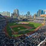 Petco Park, home of the Padres.