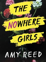 """""""The Nowhere Girls"""" by Amy Reed."""