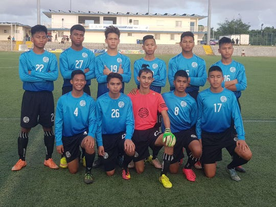 The Southern Dolphins can finish their 2017 soccer