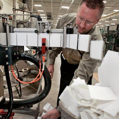 Krones Inc. announces expansion in Franklin Industrial Park