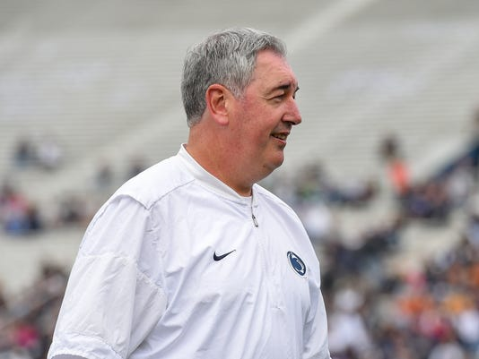 NCAA Football: Penn State Blue-White Game