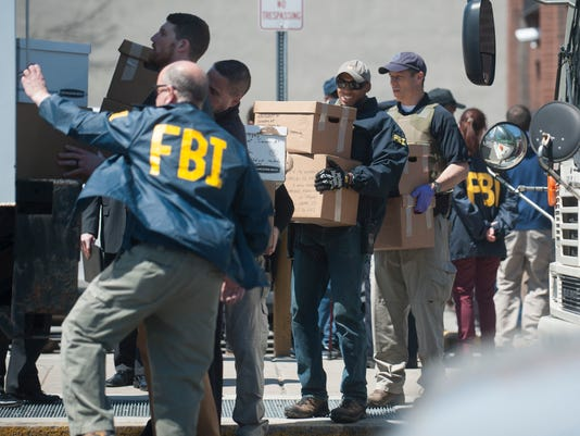 FBI searches Camden methadone clinic