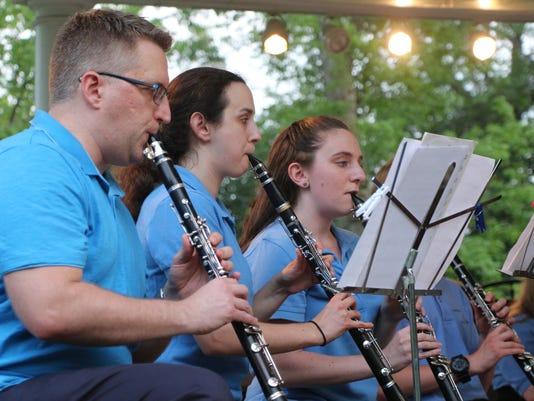 Westfield Community Concert Band concludes series PHOTO CAPTION