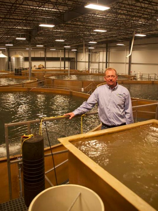 Neighbors fret over odor as indiana fish farm grows for Indiana fish farms